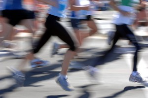 Join a running club to get in shape for spring sports