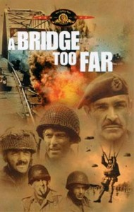 A Bridge Too Far is on the list of the top ten war movies
