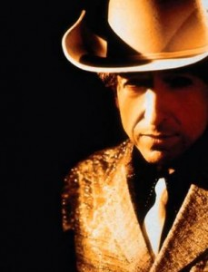 Bob Dylan is on the list of the most famous folk music artists