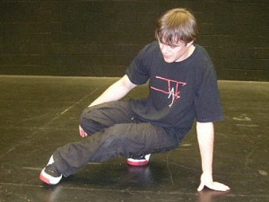 The six-step is one of the top ten best hip hop dance moves