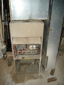 The furnace and a/c can be a home inspection nightmare