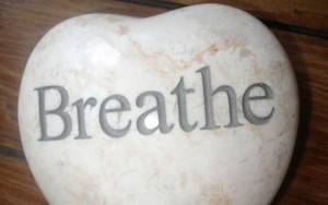 Breathing correctly and purposely is a health benefit of yoga.