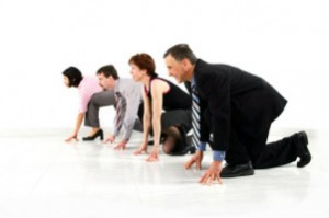 Encouraging healthy competition is important for employee productivity.