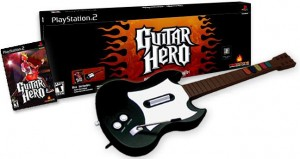 Guitar Hero is one of the top ten addictive video games