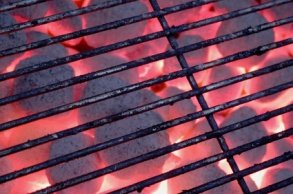 Backyard barbeque disasters start with hot coals