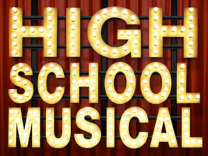 A list of the top ten high school musicals