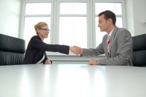 Bad interview etiquette is a top ten job seeker mistake