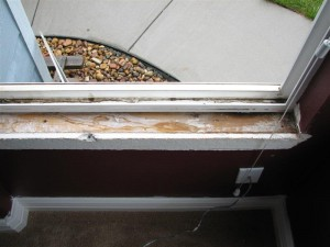 Leaking windows and doors will be uncovered during home inspection