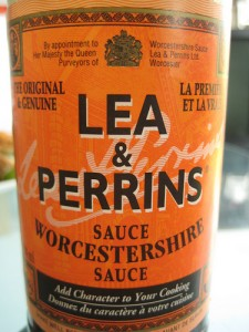 Lea & Perrins worcestershire is an essential ingredient for the perfect Bloody Mary