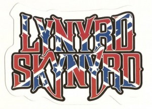 Lynyrd Skynard is a the musical theme of a decade of backyard cookouts