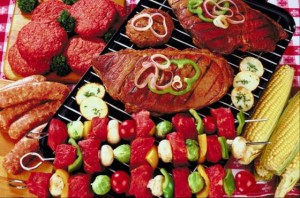 Great grill food will whet the backyard cookout appetites