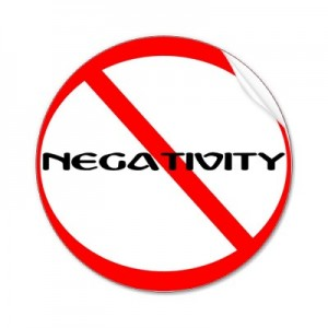 Discourage negativity for good morale that increases employee productivity.