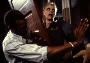 Night of the Living Dead is in the list of top ten zombie movies