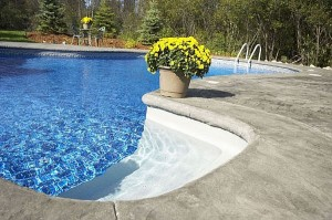 A clean pool will welcome your backyard cookout guests