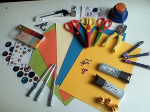 Scrapbooking is one of the top ten hobbies for retirees