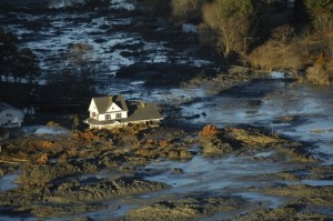 Tennessee coal ash spill is one of the top ten environmental disasters caused by humans