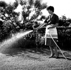 Watering when it is windy does not conserve water