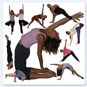 Yoga keeps you fit and is a great tip for looking younger.