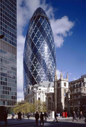 One of the top ten architecturally significant skyscrapers