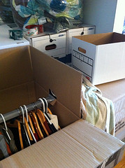 One of the top 10 moving checklist essentials