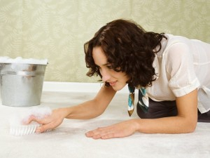 One of the top ten house cleaning tips