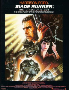Blade Runner is one of the top ten action packed movies