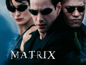 The Matrix is one of the top ten action packed movies