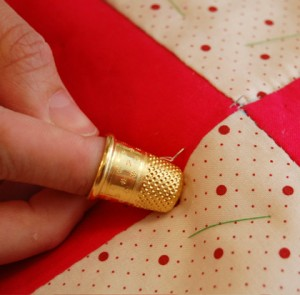 A list of the top ten small quilting projects