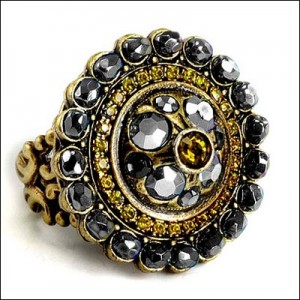 A ring is one of the top ten essential pieces of jewelry