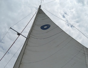 One of the top ten sailing terms