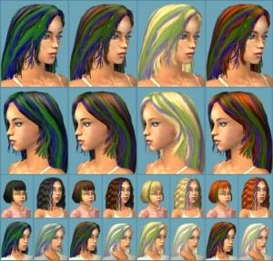 One of the top ten easy ways to change your hair style