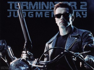 Terminator 2 is one of the top ten action packed movies