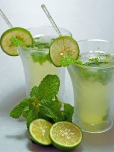 One of the top ten refreshing summer drinks