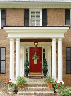 One of the top ten improving curb appeal tips