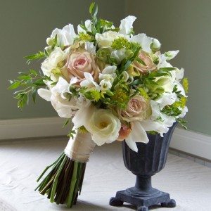One of the top ten summer wedding bouquet designs