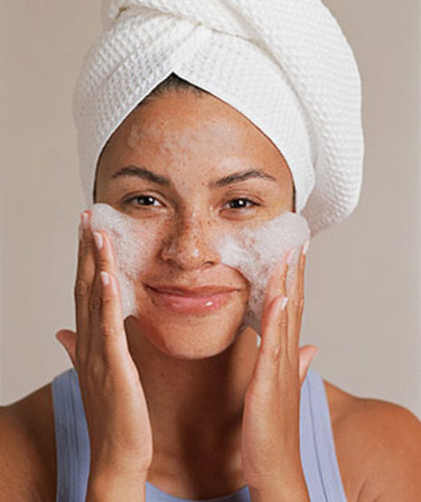 A list of the top ten skin care routines