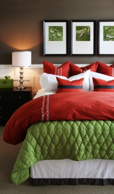 One of the top ten master bedroom bedding accessories
