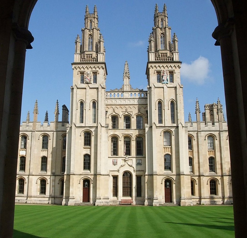 A list of the top ten best universities in the world