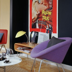 One of the top ten hip retro decorating ideas