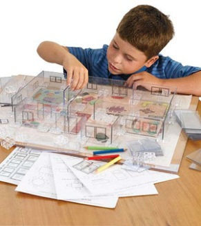 One of the best of kids architecture toys