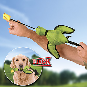 One of the best of outdoor dog toys