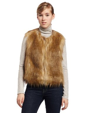 One of the best of faux fur fashions