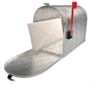 catalog marketing best practice mailbox and letters