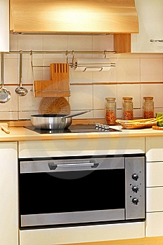 basic cooking tips oven and stove in kitchen