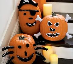 One of the top ten pumpkin decorating ideas