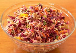 top ramen noodle salads