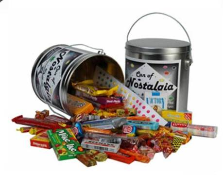 A list of the best of classic candy stores