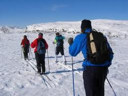 One of the top ten tips for choosing a winter sport
