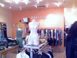 Best clothing stores in San Francisco Boutique Harajuku