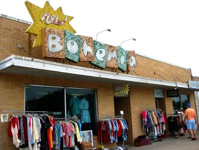 Best of vintage Austin New Bohemia